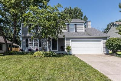 Reynoldsburg Single Family Home Contingent Finance And Inspect: 8286 Priestley Drive