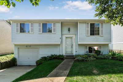 Reynoldsburg Single Family Home Contingent Finance And Inspect: 3083 Deepwood Drive