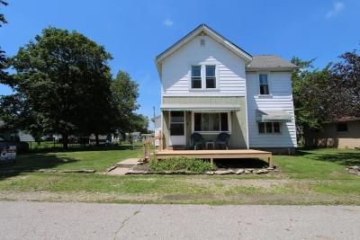 Single Family Home For Sale: 5981 Main Street