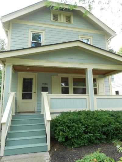 Single Family Home For Sale: 1514 Lincoln Road