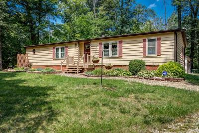 Single Family Home For Sale: 6510 Beecher Road