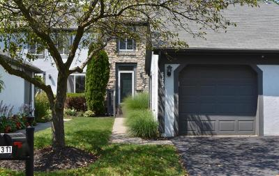 Dublin Single Family Home For Sale: 6323 Hyland Drive