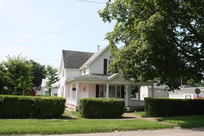 Single Family Home Sold: 614 W Gambier Street