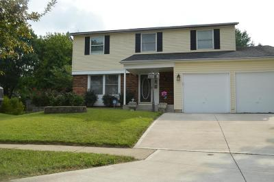 Grove City Single Family Home Contingent Finance And Inspect: 2695 Drumlin Lane