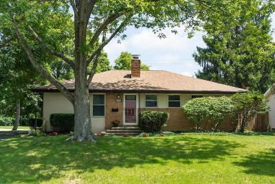 Single Family Home Contingent Finance And Inspect: 3020 Trentwood Road