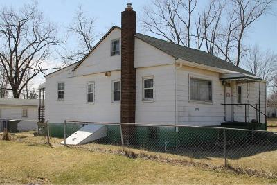 Columbus OH Single Family Home For Sale: $49,000