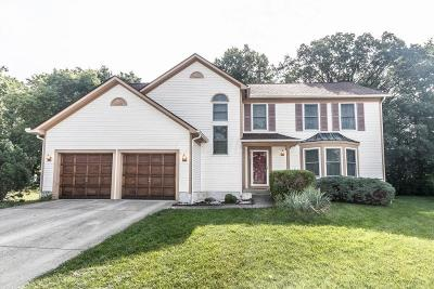 Gahanna Single Family Home For Sale: 360 Chilton Place