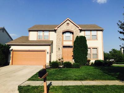 Pickerington Single Family Home Contingent Finance And Inspect: 192 Knowlton Court