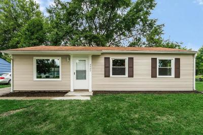 Hilliard Single Family Home Contingent Finance And Inspect: 3525 Torrington Street