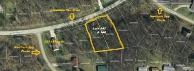 Howard Residential Lots & Land For Sale: Lakeview Heights Drive #Lot 147