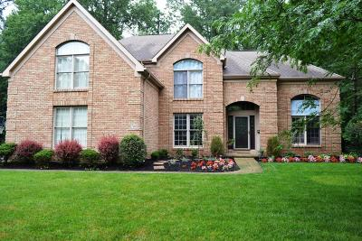 Columbus Single Family Home Contingent Finance And Inspect: 780 Line Way