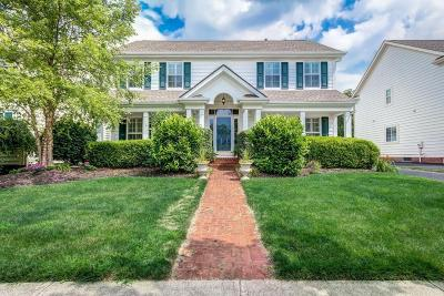 New Albany Single Family Home Contingent Finance And Inspect: 7448 Tottenham Place