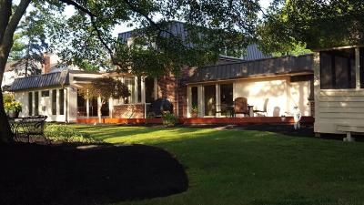 Columbus Single Family Home For Sale: 1062 Circle On The Green