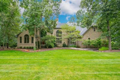 Moors At Muirfield, Muirfield, Muirfield Green, Muirfield Greene, Muirfield Villa, Muirfield Village, Muirfield, Lochslee, Muirfield/Birnam Wood, Muirfield/Weybridge Single Family Home For Sale: 8047 Crossgate Court S