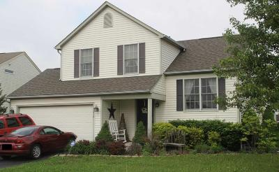 Canal Winchester OH Single Family Home For Sale: $165,500