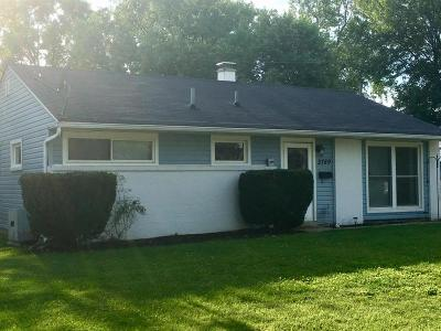 Grove City Single Family Home Contingent Finance And Inspect: 3789 Sheldon Place