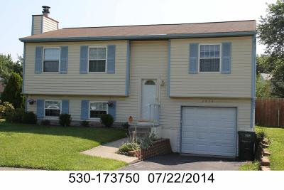 Reynoldsburg Single Family Home For Sale: 2838 Tannery Court