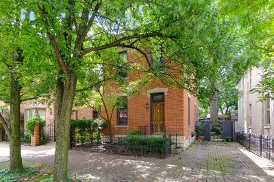 Columbus Single Family Home Contingent Finance And Inspect: 783 City Park Avenue
