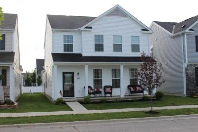 Dublin Single Family Home Contingent Finance And Inspect: 5582 Tygart Valley Drive