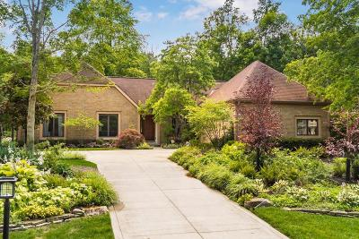 Single Family Home Contingent Finance And Inspect: 5743 Rushwood Drive