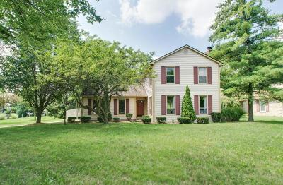 Powell Single Family Home Contingent Finance And Inspect: 7831 Saddle Run