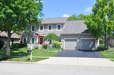 Dublin Single Family Home Contingent Finance And Inspect: 7730 Ardaugh Court