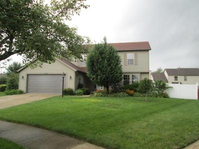 Hilliard Single Family Home For Sale: 5426 Delano Court