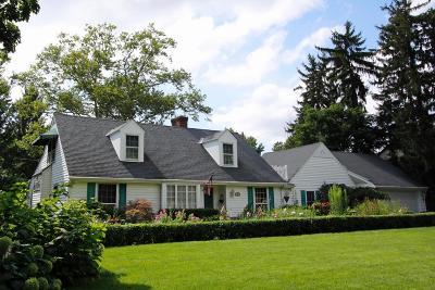 Columbus Single Family Home For Sale: 1707 Roxbury Road