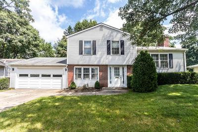Westerville Single Family Home Contingent Finance And Inspect: 310 Illinois Avenue