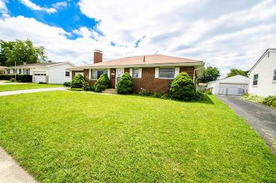 Single Family Home For Sale: 2617 Kenny Lane
