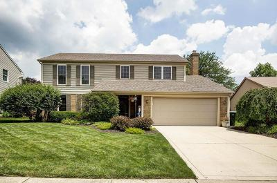 Dublin Single Family Home Contingent Finance And Inspect: 2160 Stowmont Court