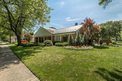 Single Family Home For Sale: 2689 Brentwood Road