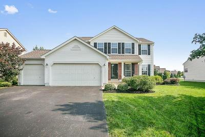 Grove City Single Family Home Contingent Finance And Inspect: 3799 Williams Nook