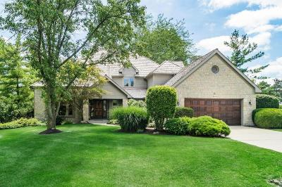 Dublin Single Family Home Contingent Finance And Inspect: 8549 Glenalmond Court