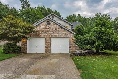 Gahanna Single Family Home Contingent Finance And Inspect: 537 Gahanna Highlands Drive