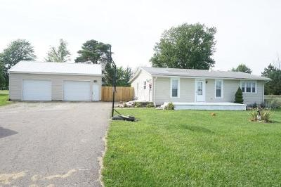 Single Family Home Contingent Finance And Inspect: 3343 Johnstown Road