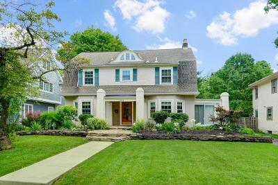 Single Family Home For Sale: 1794 Coventry Road