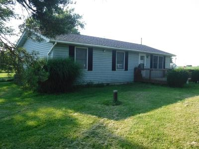 Single Family Home Contingent Finance And Inspect: 3106 S County Line Road
