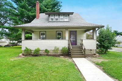 Pataskala Single Family Home Contingent Finance And Inspect: 504 S Main Street
