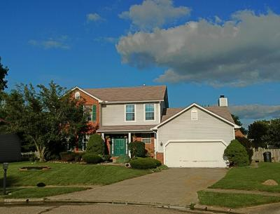 Reynoldsburg Single Family Home Contingent Finance And Inspect: 1140 Swanson Court