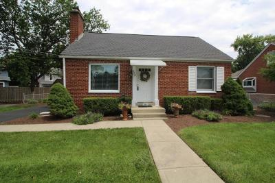 Single Family Home Contingent Finance And Inspect: 920 Copeland Road