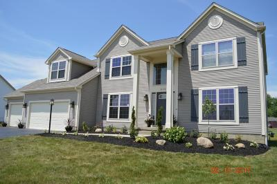 Union County Single Family Home Contingent Finance And Inspect: 8290 Macha Court