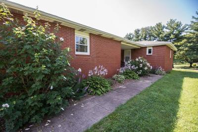 Baltimore Single Family Home Contingent Finance And Inspect: 11180 Snyder Church Road NW
