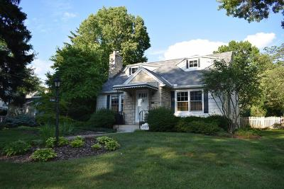 Columbus Single Family Home Contingent Finance And Inspect: 4560 Zeller Road