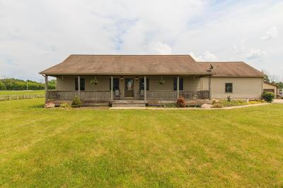 Single Family Home For Sale: 3024 Mounts Road NW