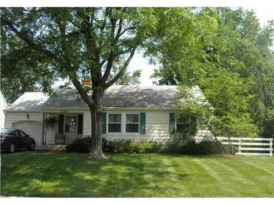 Worthington Single Family Home Contingent Finance And Inspect: 454 N Selby Boulevard
