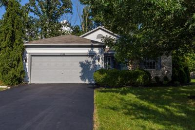 Hilliard Single Family Home Contingent Finance And Inspect: 2098 Stoneside Drive
