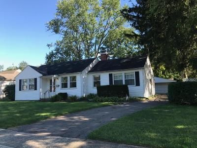 Worthington Single Family Home For Sale: 519 N Selby Boulevard