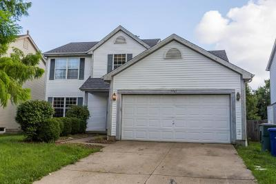 Hilliard Single Family Home Contingent Finance And Inspect: 5965 Heritage Farms Court