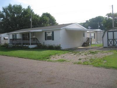 Mount Vernon OH Single Family Home For Sale: $50,000